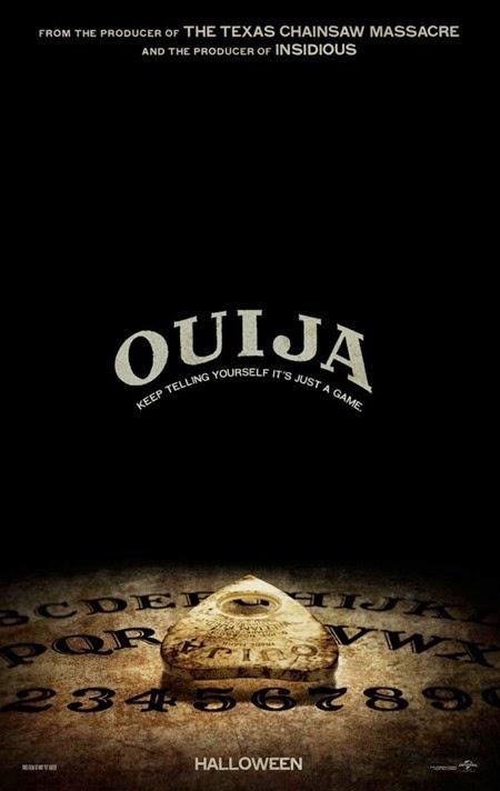 Cartel oficial de Ouija