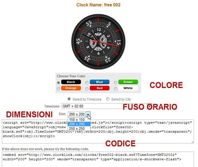 clocklink-orologi