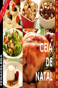Receitas Sem Glúten - Especial de Natal, por Carla Serrano