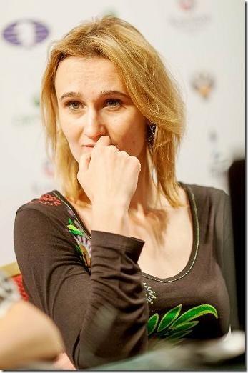 Viktorija Cmilyte 3 in Kazan, LTU