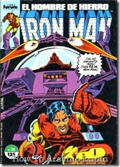 P00064 - El Invencible Iron Man #169