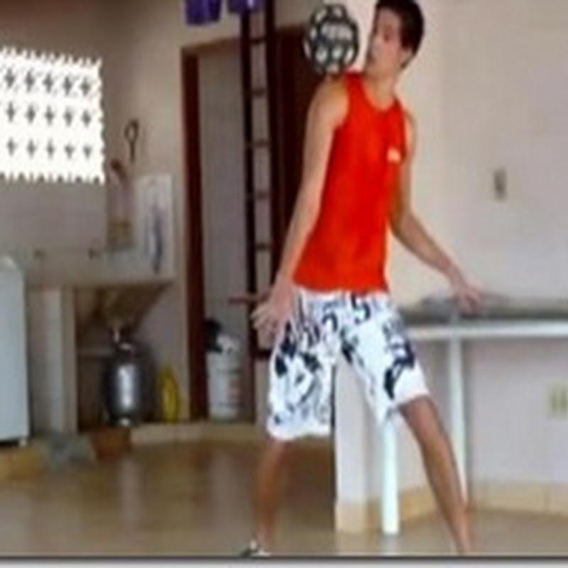 Murilo Pitol , un fenomen al jongleriilor cu mingea