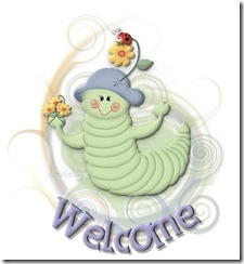 welcome catepillar