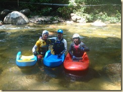 riverboarding sungai sedim2