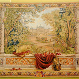 Gobelin 9004, Verdure au chateau, 150x220cm, 110x150cm, 85x110cm