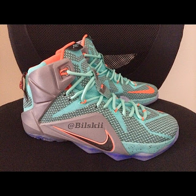nike lebron 12 xx first look 6 01 The Twelve: Get to Know the Nike LeBron 12 From Every Angle