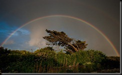 Rainbow at Ballyheige