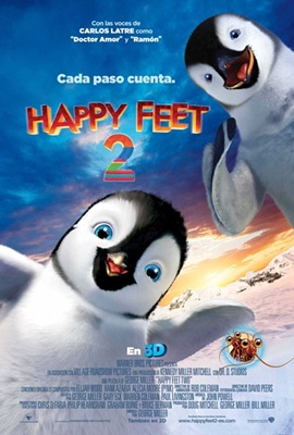 Poster Happy Feet 2