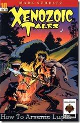 P00010 - Xenozoic Tales #10