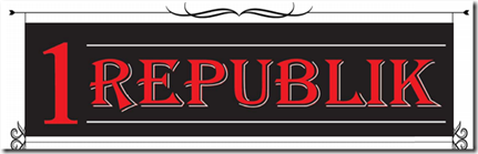 1 Republik Sign