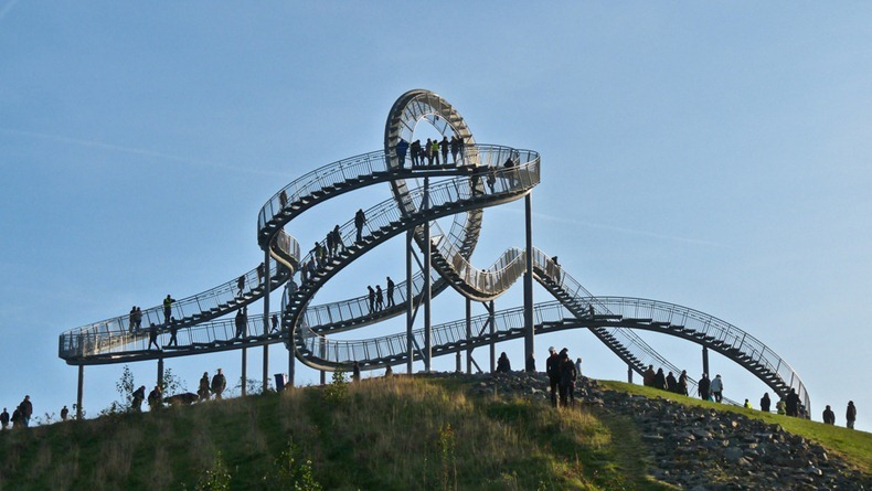 Image result for rollercoaster