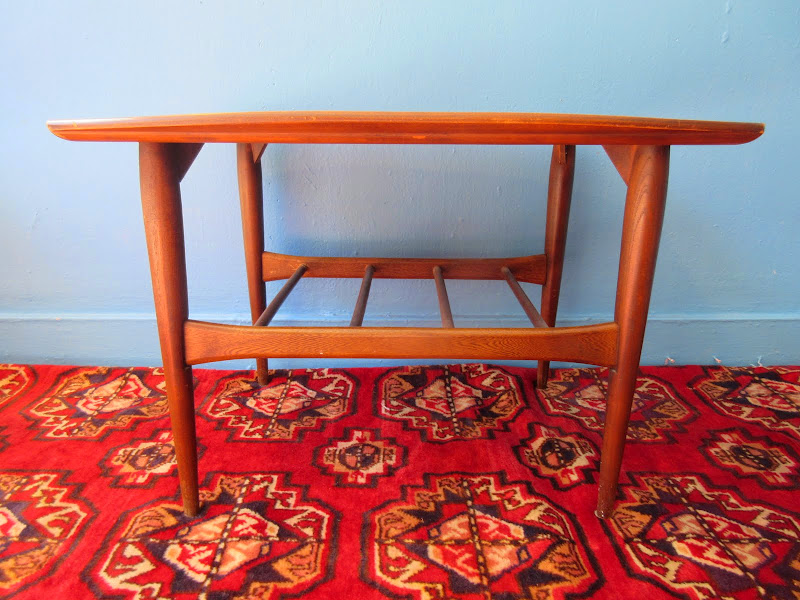 Danish Modern Side Table 1