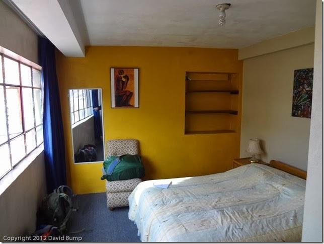 Bad Hotel Room
