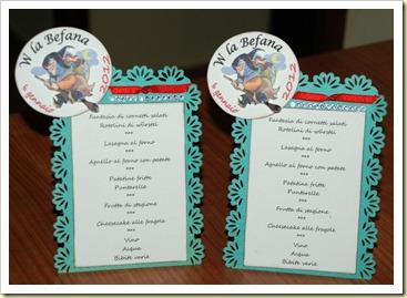 menu befana2