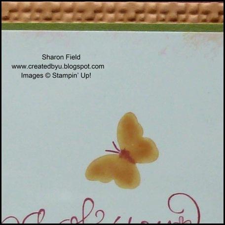 UDI42, Sharon Field, Curly & Cute, Idea Book & Catalog, Brads, Paint Brush, reinker, challenge, design team, big shot machine, square lattice, textured, embossing, folder