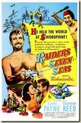 Raiders of Seven Seas