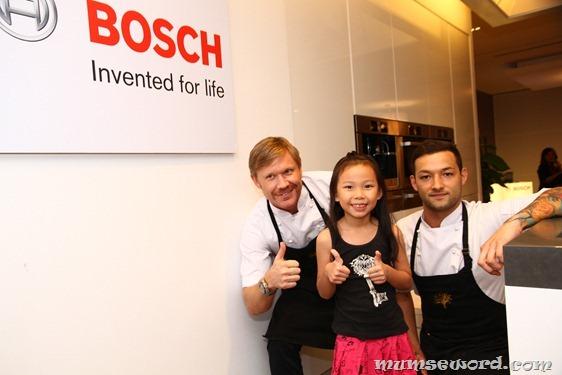 Bosch chef tim ross
