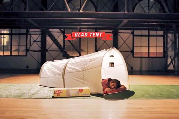 Glad Tent