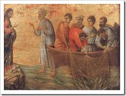 Jesus aparece pela terceira vez