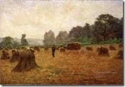 4-Wheat-wain-Afield-landscape-John-Ottis-Adams