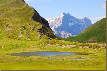 Lago di Baste e Civetta