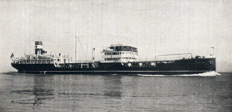 El primer CAMPILO poco antes de pasar a la Armada. Revista General de Marina. Octubre de 1.935..JPG