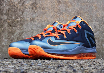 nike lebron 11 low gr grey orange lava 1 01 Brand New Nike LeBron 11 Low Lava Style Drops on Saturday