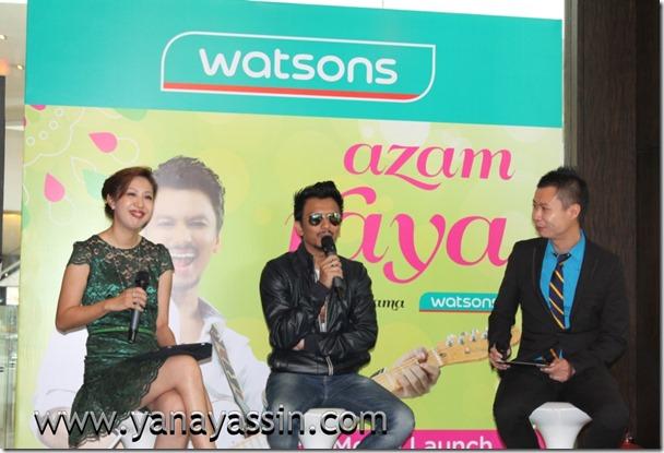 Azam Raya Watson  132