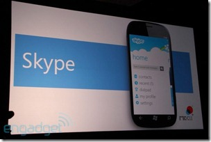 skype is oming to wp7 windows phone 7