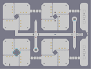 Thumbnail of the map '4 Rooms'