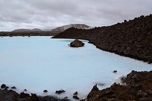 Obiective turistice Islanda: Blue Lagoon