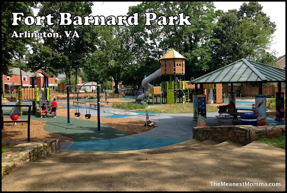 Fort Barnard Playground REDESIGNED (22204)