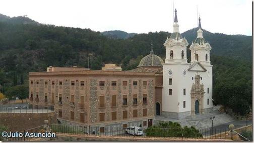 Santuario de la Virgen de la Fuensanta - Algezares - Murcia