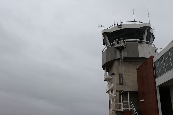 Вышка - The Canberra Airport Control Tower