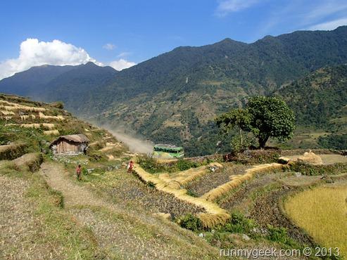 Champs Népal