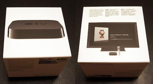 [Apple] 每個客廳都該擁有一台:Apple TV開箱與使用小心得分享!