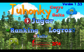 Screenshot of Tuhonky Run and Jump 2D