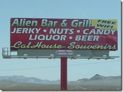 Gas Station near area 51
