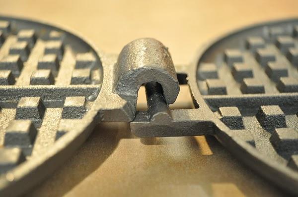 Waffle Iron 的咬合構造