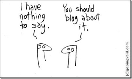 blog is dead