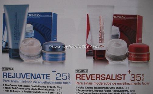 Mini kit Renew rejuvenate+25 e reversalist+35