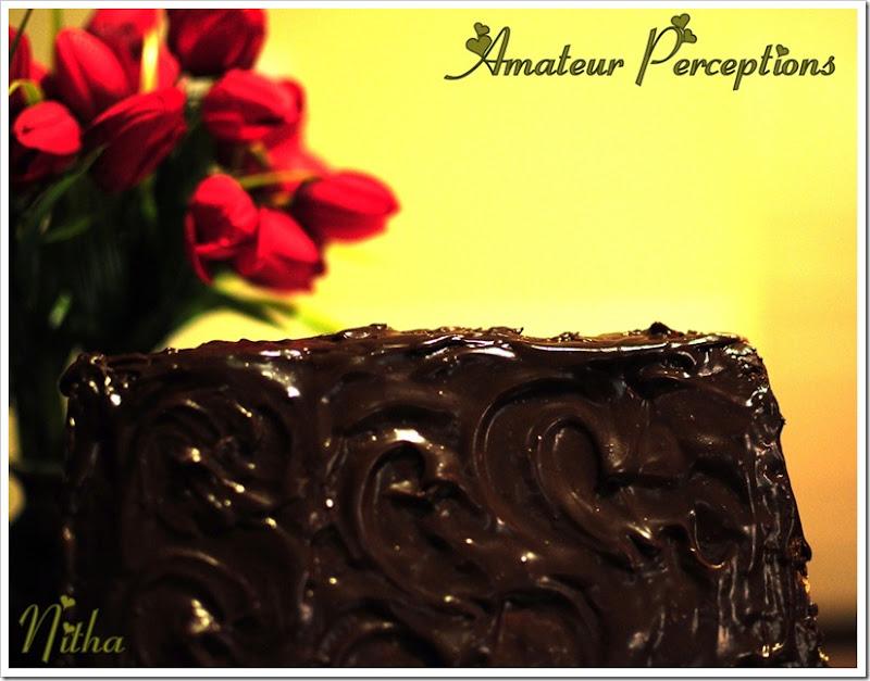 Triangle Cake 4