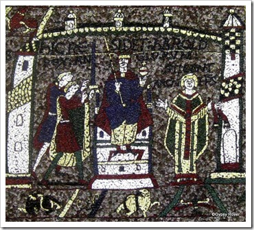 Medieval Masterpiece of the Bayeux Tapestry in Geraldine.