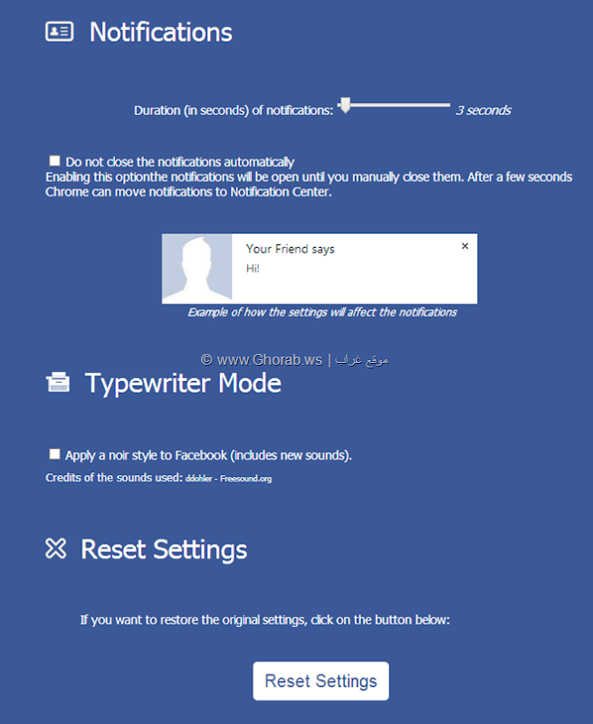 Facebook-Chat-Pro-Settings