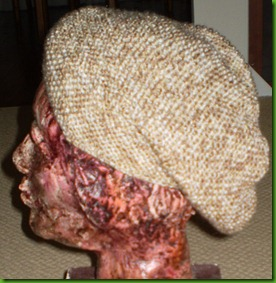 2012 I follwed a pattern hat