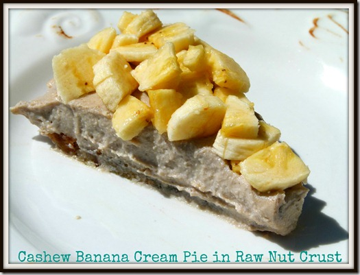 Slice Banana Cream Pie