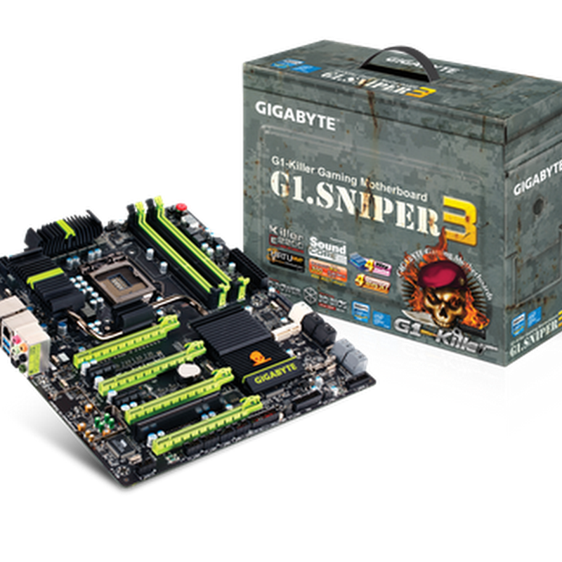 Take the GIGABYTE Summer Survey and Win a G1.Sniper M3 motherboard