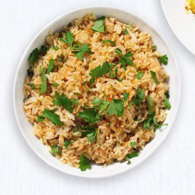 Spiced Tomato Rice