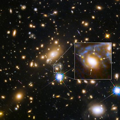 supernova Refsdal