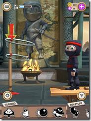 لعبة كلامزى النينجا Clumsy Ninja لأندرويد وأيفون - 4